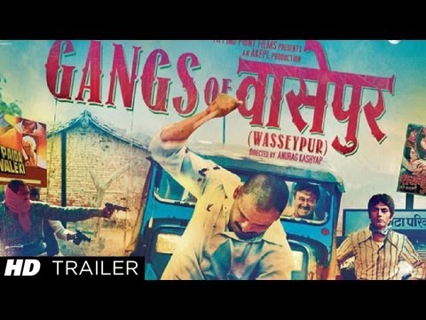 Gangs of Wasseypur Theatrical Trailer | Manoj Bajpai