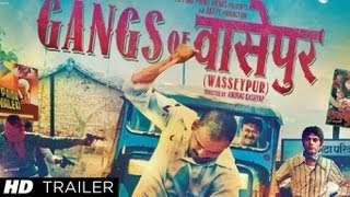 Gangs of Wasseypur Theatrical Trailer | Manoj Bajpai