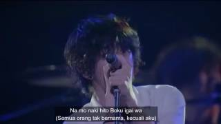 One Ok Rock - Living Dolls Lyrics (Japanese Romanji + Indonesian Translate)