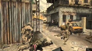 "Call of Duty 4: Walkthrough #2 - New Mission ""Ascension"""