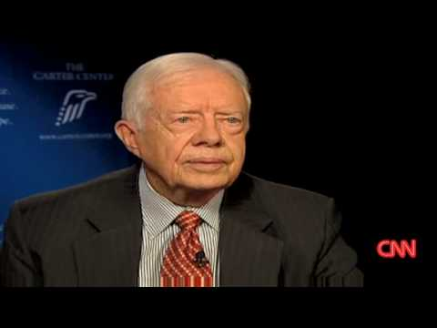 Jimmy Carter on Gaza