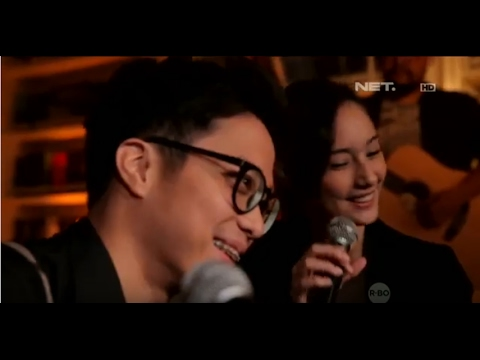 Pradikta Wicaksono & Tatjana Saphira - Arti Hadirmu (Audy Cover)(Live at Music Everywhere) **