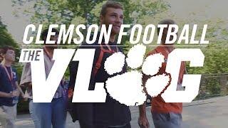 Clemson Football: The Vlog || 2019 Summer Enrollees