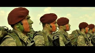 Turkish Special Forces / MAROON BERETS (BORDO BERELİLER)