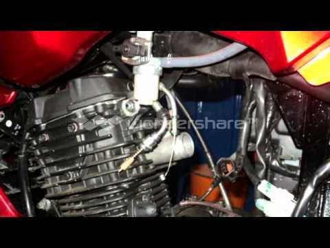 Tutorial de como subir una marca / punto la aguja del carburador -- Yamaha Fz 16