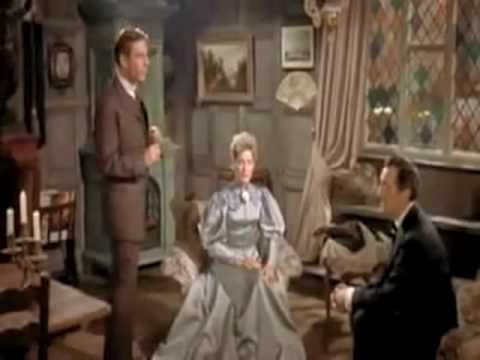 Arthur n'est pas satisfait., extrait de Le Cauchemar de Dracula (1958)
