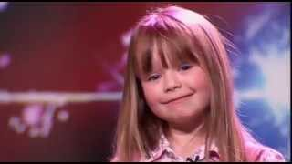 The Voice Inspiration - Worldstar Connie Talbot on Britain's Got Talent