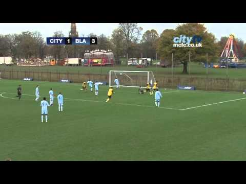 HIGHLIGHTS City Academy v Blackburn Rovers in a top of the table clash