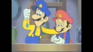Super - Super Mario Bros.: Mission to Save Princess Peach!! *ENGLISH  DUB* Anime movie 1 of 6