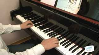 Comment jouer du Jazz au piano (débutant) par David Zouzout