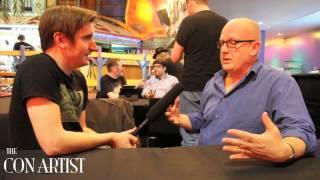 Peter Hambleton on 'Rob Lloyd: The Con Artist'.