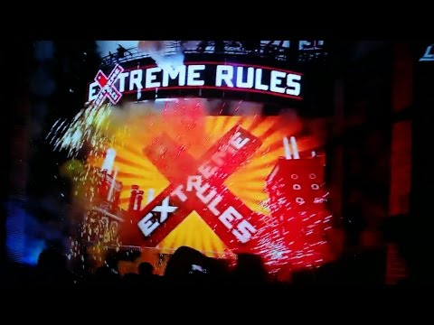 WWE Extreme Rules 2016 LIVE STREAM - WWE Extreme Rules 2016 FULL SHOW LIVE Commentary