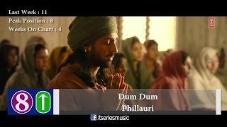 Top 10 Hindi Songs Of The week - 1 April, 2017 | Bollywood
