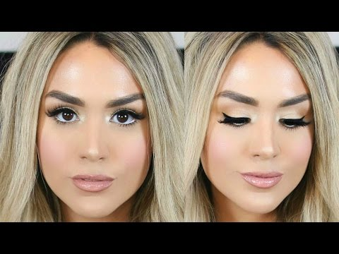 SPRING DATE NIGHT MAKEUP! BRIGHT. FRESH & GLOWING!