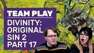 Let's Play Divinity Original Sin 2 | Part 17: Fortnite vs Divinity