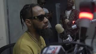 Moet interviews Phyno