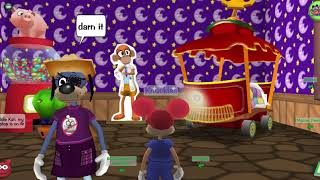 TTR knuckles fights in a game show (unreleased) Read.Desc