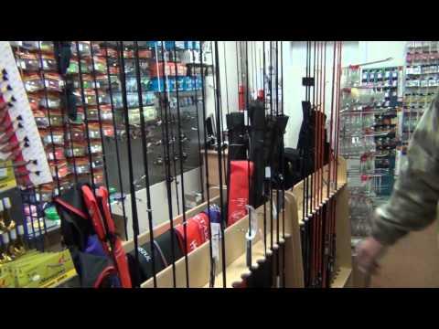 Магазин рыболовных товаров JIG.LV (часть 3)