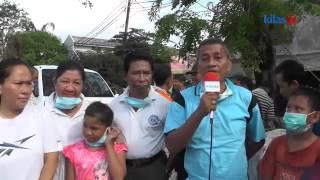 Kilas7 TV Batam - Warga RW 01 Citra Batam Melaksanakan Fooging Di Lingkungannya