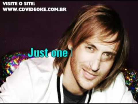 David Guetta Feat  Taped Rai   Just One Last Time
