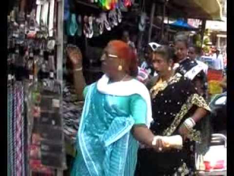 2 Hijra Kinner Dancing On Diwali Festival Cg Bsp video