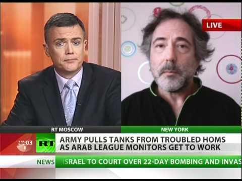 Escobar: Syrian rag-tag bands & tanks to face investigation