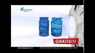 blue gaz Lebih Hemat Harga Isi Gas menjadi 99rb - Iklan TV