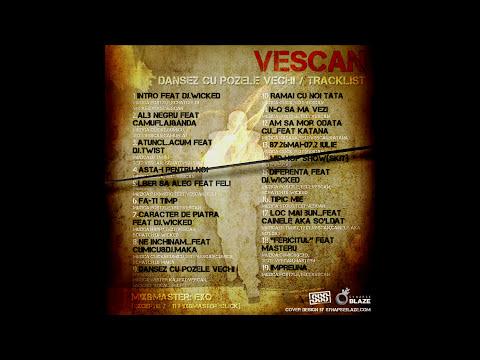 Vescan - Caracter De Piatra (feat. DJ Wicked) (2008)
