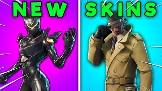 25+ NEW *LEAKED SKINS + ITEMS & EMOTES COMING SOON! (Fortnite Battle Royale)