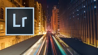 Free Lightroom Preset For Night Photography