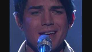Watch Adam Lambert One (american Idol Performance) video