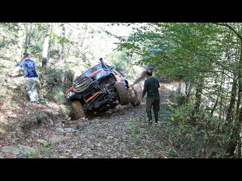 Land Rover Discovery TD5 - Monster JIF - Extreme OFF ROAD - 4K