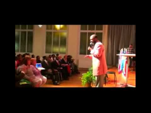 Malmo, Sweden Conference-Part 1- THE WEDDING OF THE LAMB-Prophet Dr. Owuor