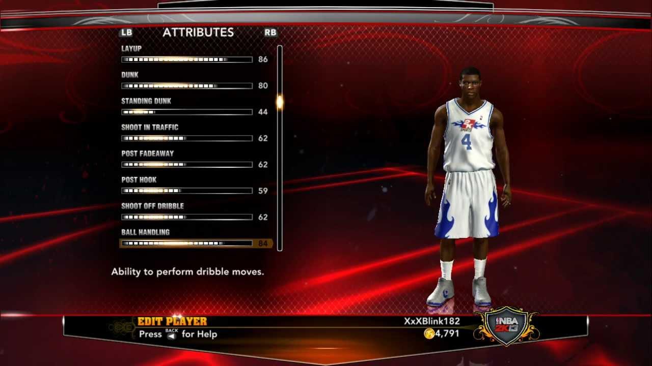 How To Create Giannis Antetokounmpo On NBA 2K13 YouTube