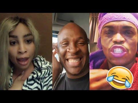 SA celebrities take on Mampintsha Challenge thumbnail