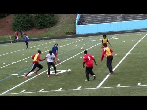 David Deng Duot #10 Druid Hills High School Soccer Highlights [HD]