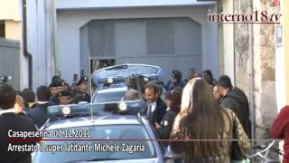 Camorra. Arrestato il super latitante Michele Zagaria