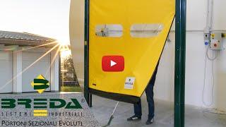 Porte Rapide Breda - Lampo 2012 NEW!