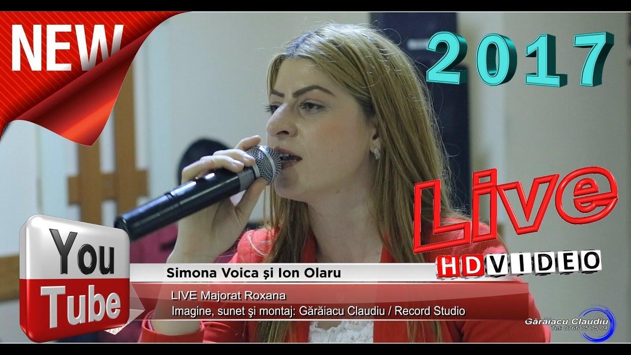 Simona Voica si Ion Olaru  - Viata la 18 ani Majorat Roxana | Colaj HORA LIVE | Cine-i om cinstit