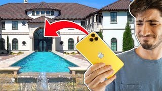 I Lost My iPhone 11 in Mansion