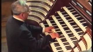 Passauer Dom Orgel Registervorstellung- Demonstration of Organ Stops at Passau Cathedral
