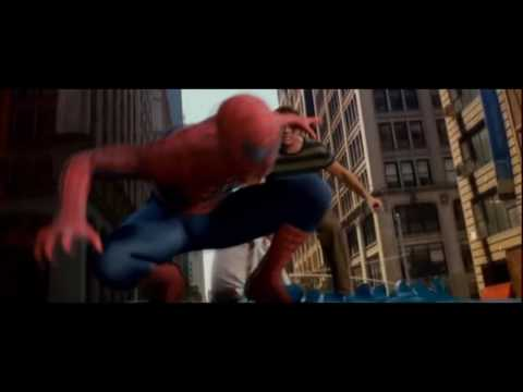 Spiderman 3 ''Sandman vs Spidey'' Round 1