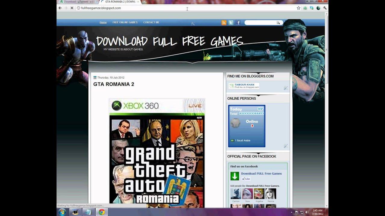 GTA San Andreas Free Download - IPC Games