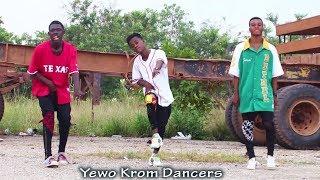 CHOKO AFRO BEAT MIX DANCE VIDEO BY YKD yewo krom dancers