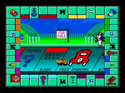 Monopoly - Monopoly (GEN) First Steps HD - Vizzed.com Play - User video