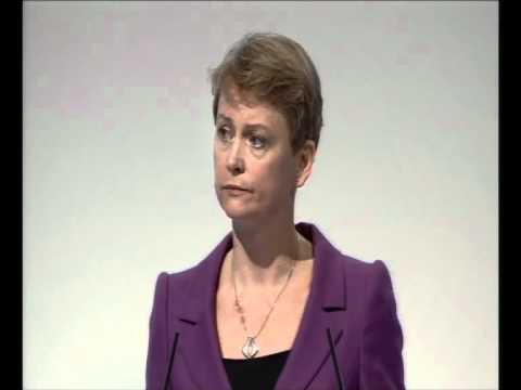 Yvette Cooper's speech to Labour Party Conference 2011