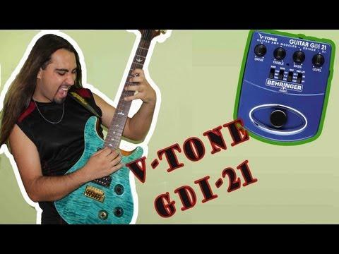 Review - Behringer V-Tone GDI 21 - Maycon Priorato