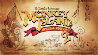 Monkey Island 2 Special Edition E3 Trailer 2010 720p PS3, Xbox 360 & PC