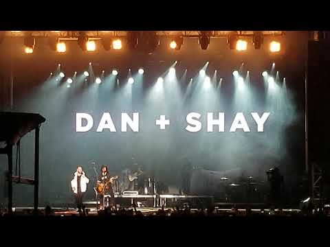 Dan + Shay Tequila Live At CCMF 2019
