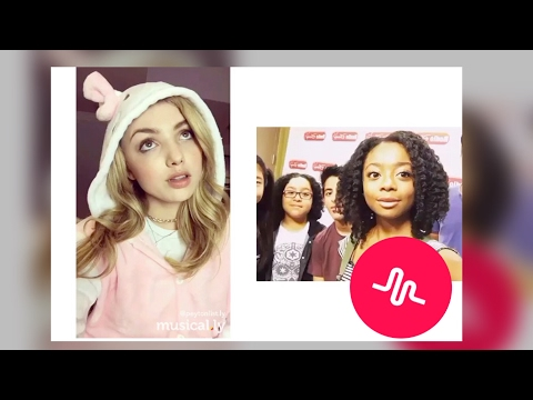 Skai Jackson & Disney Channel Stars Musical.lys Compilation